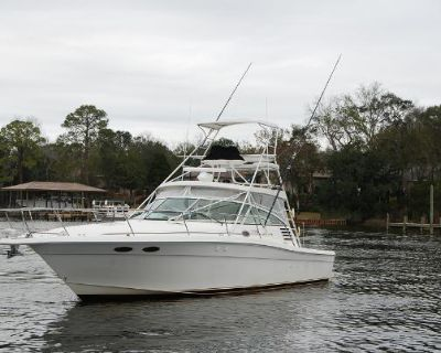 1998 Sea Ray 370 Express Cruiser