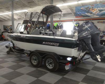 2004 Stratos 386XF Boat Hutchinson, MN