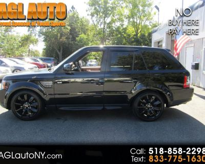 Used 2013 Land Rover Range Rover Sport 4WD 4dr HSE LUX