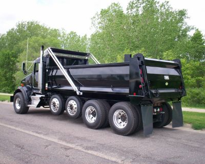 Nationwide dump truck financing - (We handle all credit types)