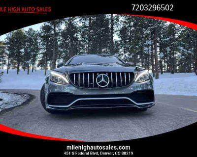 2017 Mercedes-Benz Mercedes-AMG C-Class for sale