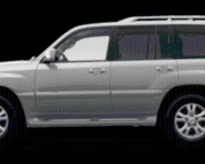 2006 Lexus LX LX 470