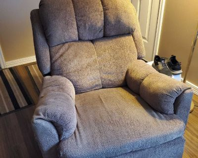Rocking chair and recliner