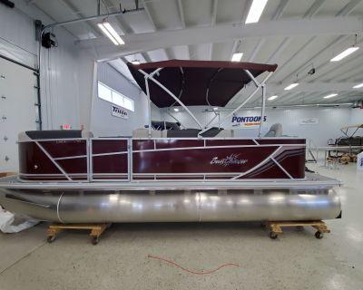 2022 SunChaser GENEVA 20 FISH Pontoon Boats Kaukauna, WI