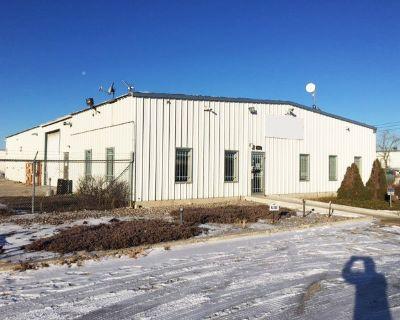 Cross Dock Industrial Building For Sale
