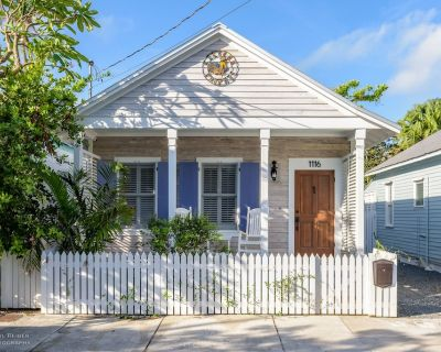 Cottage Charm Old Town Monthly Rental- Summer Special - Key West Historic District