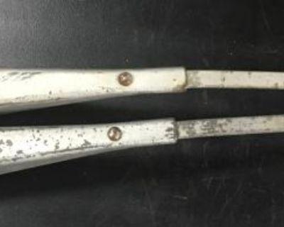 Swf Wiper Arms Silver