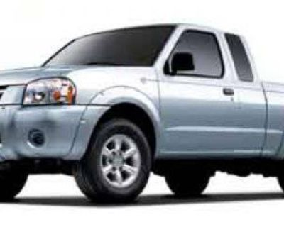 2004 Nissan Frontier 2WD XE