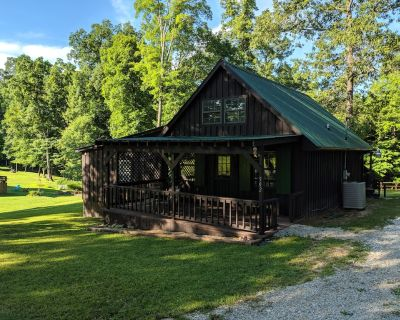 Cabin near Grayson Lake State Park KY 2 bedroom, 2 full bathrooms sleeps 6 - Olive Hill