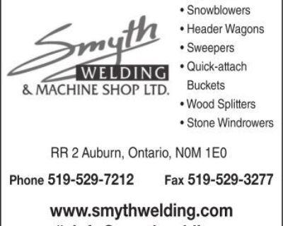 Smyth WELDING & MACHINE SHOP L...