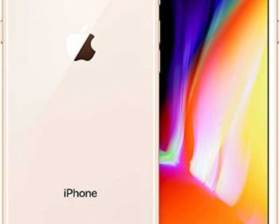 Unlocked iPhone 8 perfect condition