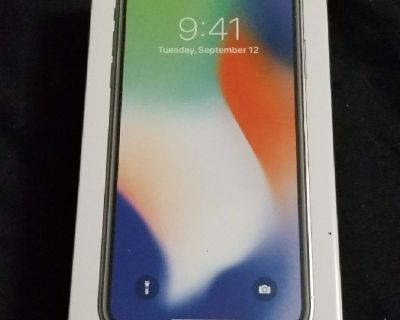 Iphone X (AT&T) 256GB