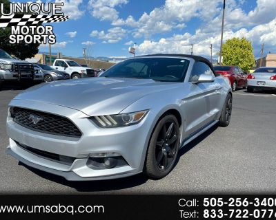 2015 Ford Mustang 2dr Conv