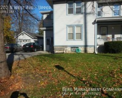 202 N West Ave #UPPER, Waukesha, WI 53186 2 Bedroom Apartment
