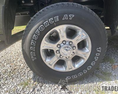 FS/FT Transforce tires 275/70/18 300 miles