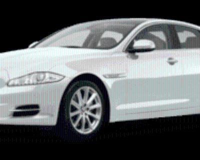 2012 Jaguar XJ Supercharged