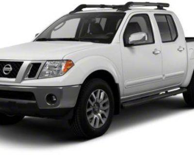 2010 Nissan Frontier SE