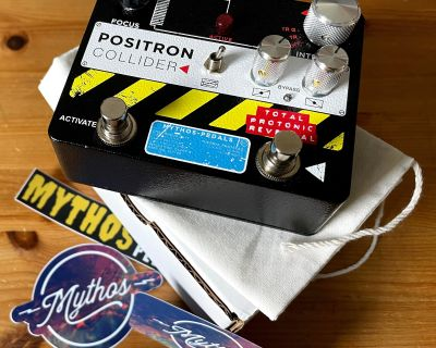Mythos Positron Collider, Voodoo Labs Pedal Power