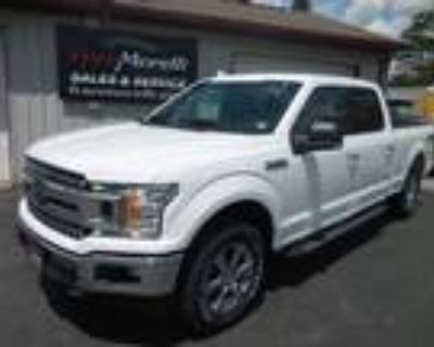 2018 Ford F-150 XL SuperCrew 6.5-ft. Bed 4WD