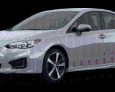 2018 Subaru Impreza 2.0i Sport 4-door CVT