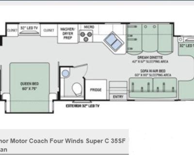 2015 Thor Motor Coach Four Winds Super C 35SF