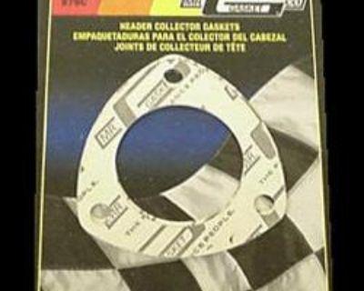 """20 - Mr Gasket 3 Hole 2.5"""" Header Collector Flange Gaskets 76c"""