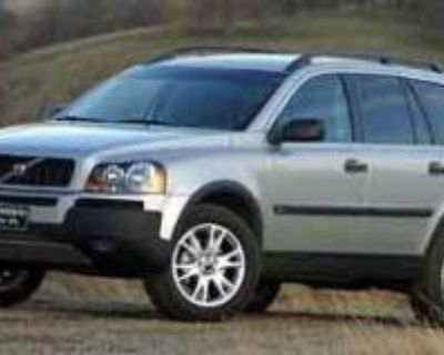 2004 Volvo XC90 T6 2.9L Twin Turbo with 3rd Row AWD