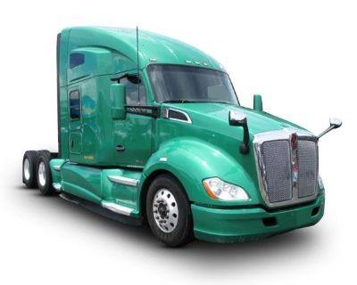 2017 KENWORTH T680 Sleeper Trucks Truck