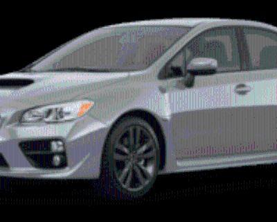 2017 Subaru WRX Premium Manual