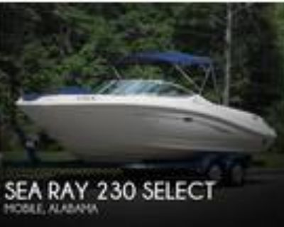 24 foot Sea Ray 24