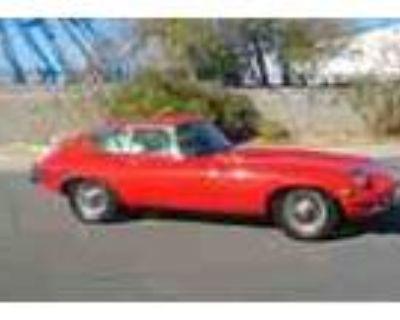 1969 Jaguar E Type Xke Coupe