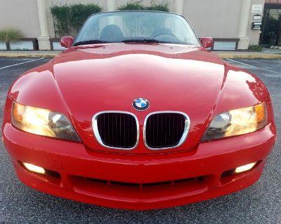 1997 BMW Z3 1.9 Roadster