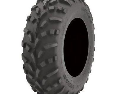 Four Carlisle At489 Atv Tires Set 2 Front 23x7-10 & 2 Rear 22x11-10 489 A/t