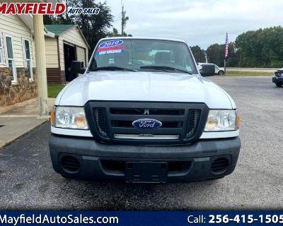 2010 Ford Ranger XL 2WD