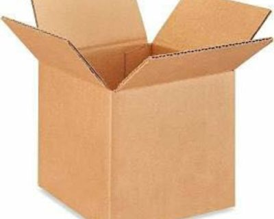 ISO Free MOVING BOXES and Packing Supplies