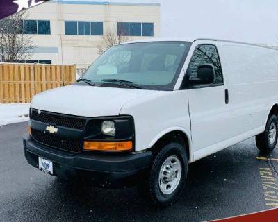 2013 Chevrolet Express Cargo Van Base
