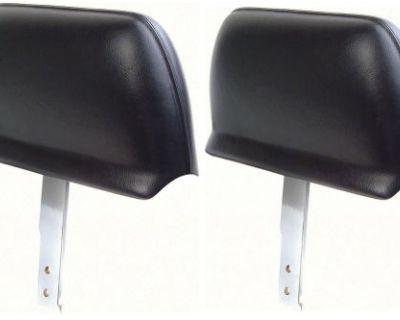Oer 1967 Camaro / Firebird Headrests Head Rest Pair