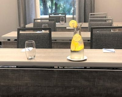 Private Meeting Room for 10 at Fairfield Inn & Suites- Florida City