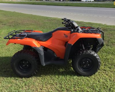 2014 Honda FourTrax Rancher 4x4 DCT EPS ATV Utility Sumter, SC