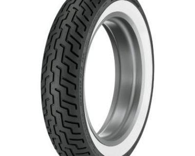 Harley Davidson Series Dunlop D402 Mu85b16 77h, Www, Rear Tire