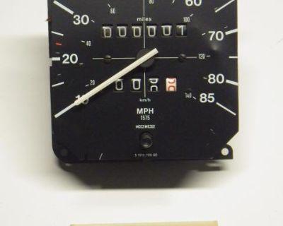NOS 321957033L Rabbit Speedometer Motometer