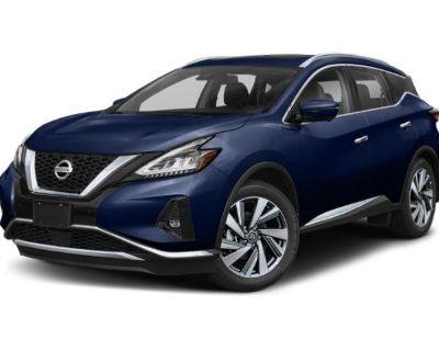 New 2021 Nissan Murano SL AWD With Navigation & AWD