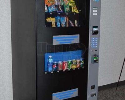 2011 RS-900 Electronic 1-800-Vending Snack & Soda Vending Machines