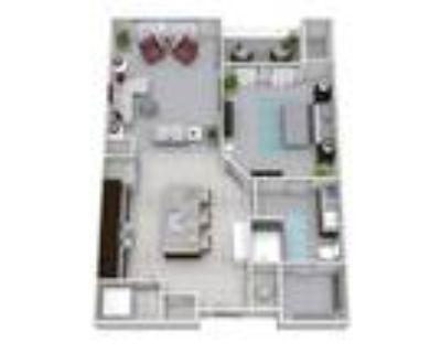The Cliftwood - 1 Bedroom 1 Bath 699 sqft A4
