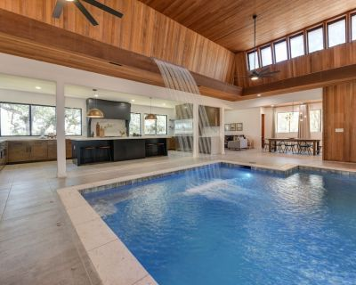 Fantastic House with Indoor Pool! (NEW LISTING) - Placerville