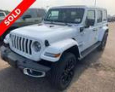 2021 Jeep Wrangler White, 10 miles
