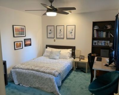 Summer sublet - private room and private bath in 5BD 5.5BR house