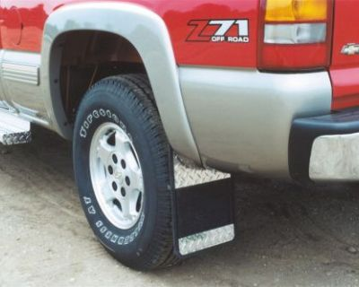 Owens Products 86rf201s Universal Mudflaps