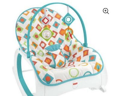 Fisher Price Soothing Baby Rocker
