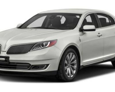 2016 Lincoln MKS Standard